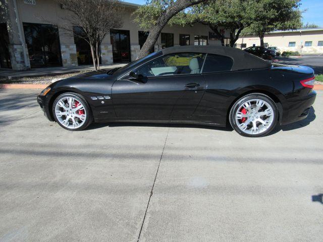2012 Maserati GranTurismo Convertible Austin , Texas 12