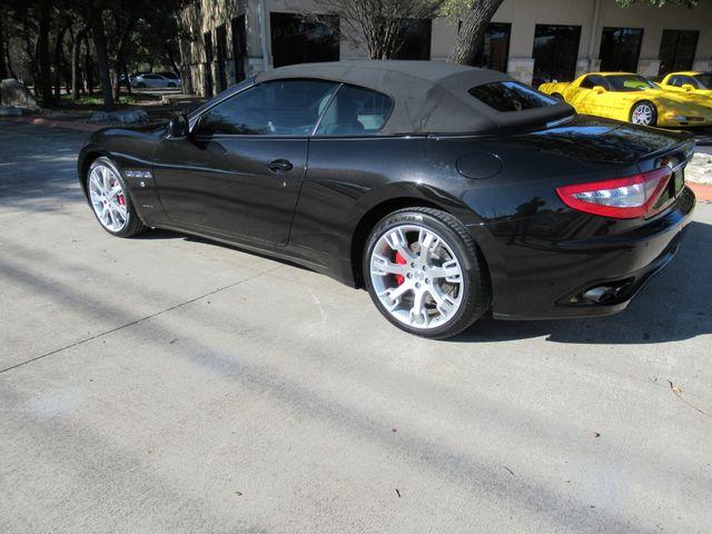 2012 Maserati GranTurismo Convertible Austin , Texas 13