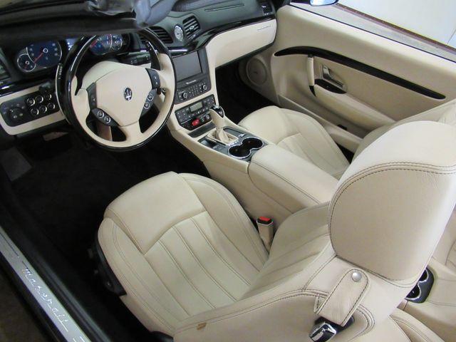 2012 Maserati GranTurismo Convertible Austin , Texas 21