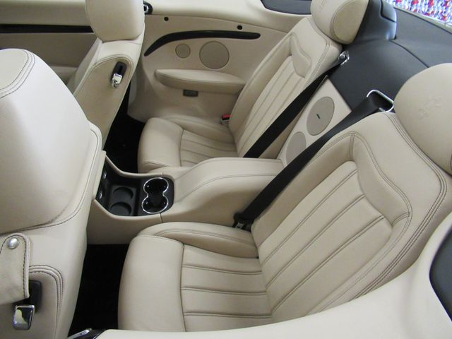 2012 Maserati GranTurismo Convertible Austin , Texas 23