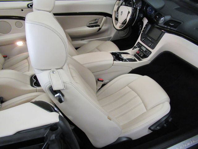 2012 Maserati GranTurismo Convertible Austin , Texas 28