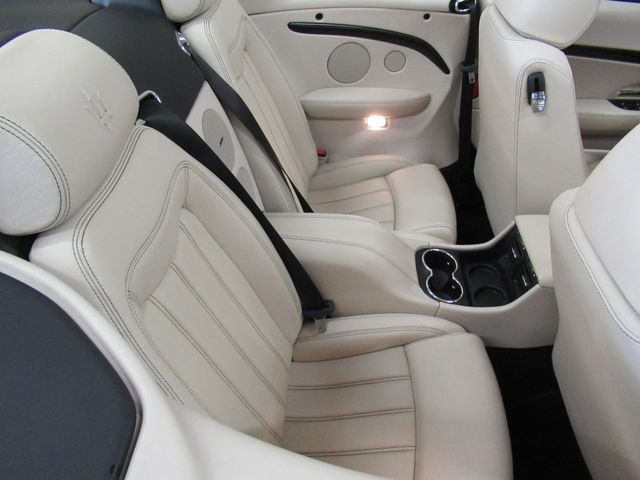 2012 Maserati GranTurismo Convertible Austin , Texas 30