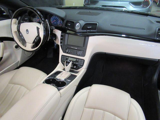 2012 Maserati GranTurismo Convertible Austin , Texas 27