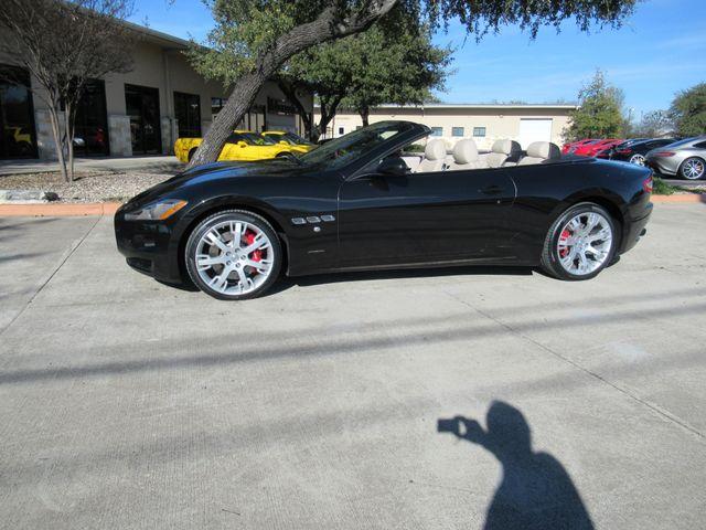 2012 Maserati GranTurismo Convertible Austin , Texas 1