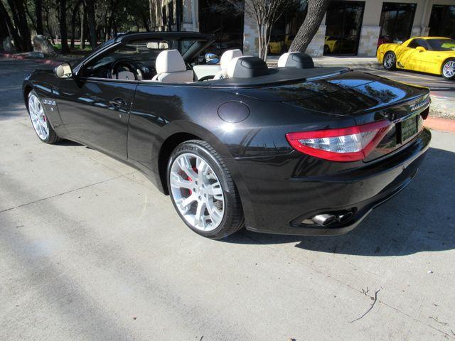 2012 Maserati GranTurismo Convertible Austin , Texas 2