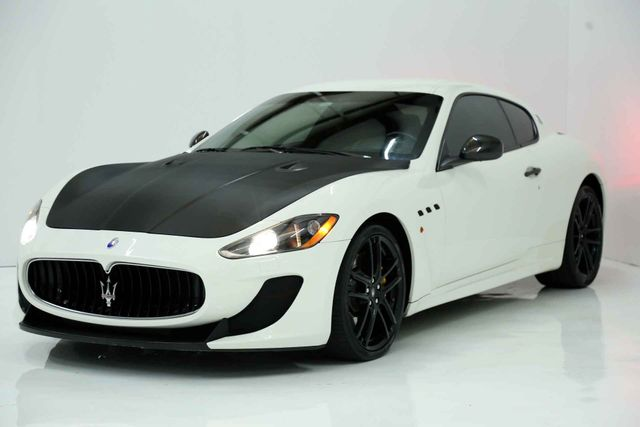 2012 Maserati GranTurismo MC Stradale Houston, Texas 3