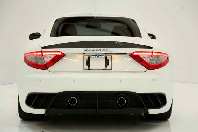 2012 Maserati GranTurismo MC Stradale Houston, Texas 10