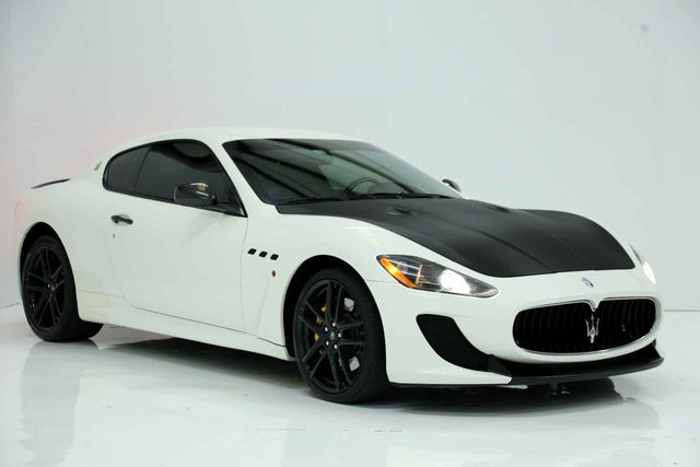 2012 Maserati GranTurismo MC Stradale Houston, Texas 1
