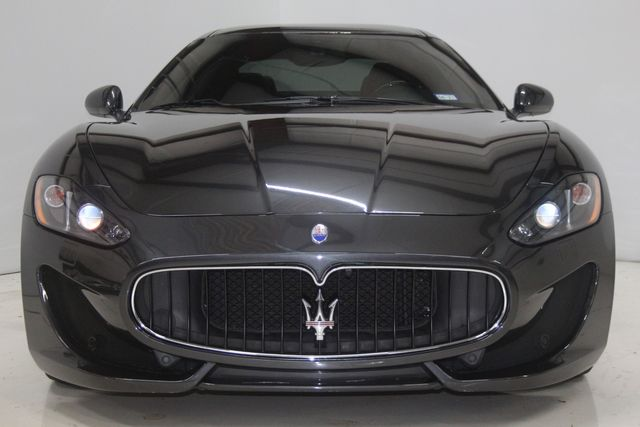 2012 Maserati GranTurismo S Houston, Texas 3