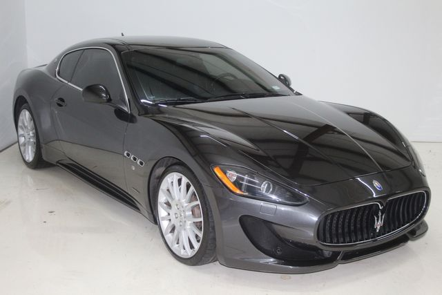2012 Maserati GranTurismo S Houston, Texas 1