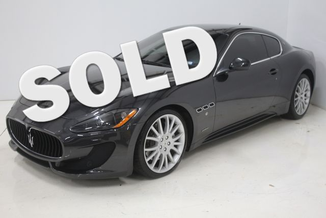 2012 Maserati GranTurismo S Houston, Texas 0