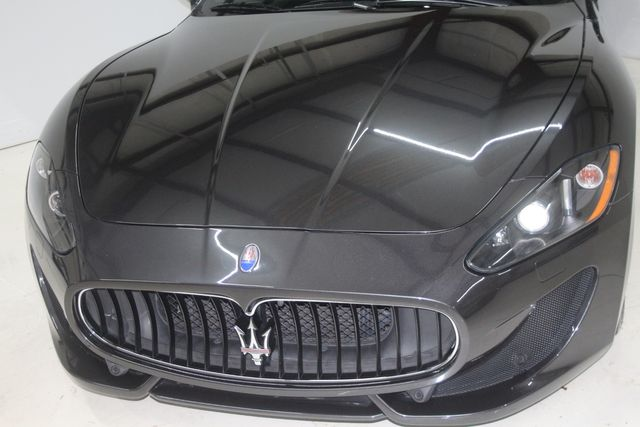2012 Maserati GranTurismo S Houston, Texas 4