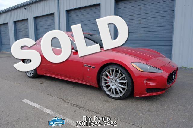 2012 Maserati GranTurismo S | Memphis, Tennessee | Tim Pomp - The Auto Broker in  Tennessee