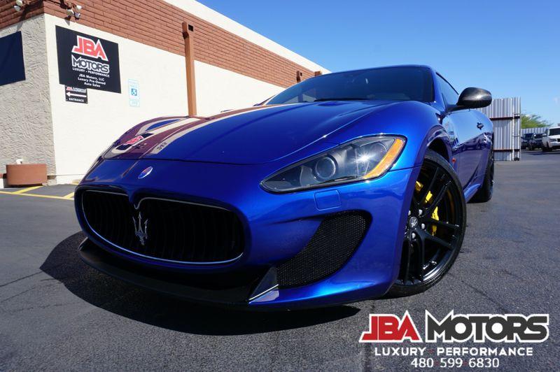 2012 Maserati GranTurismo MC Stradale Coupe Gran Turismo Sport Carbon Fiber | MESA, AZ | JBA MOTORS in MESA AZ