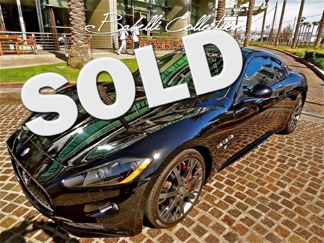 2012 Maserati GranTurismo S  Lease 60-84 Month Income & Sales Tax Savings San Diego, California 0