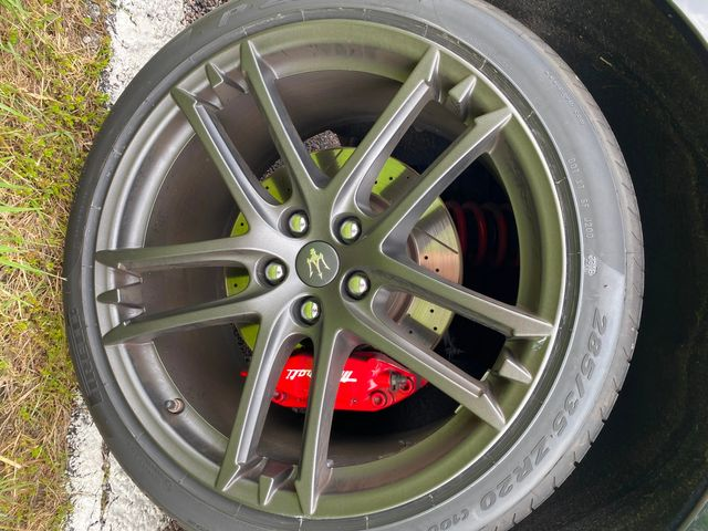 2012 Maserati GranTurismo MC Stradale St. Louis, Missouri 7