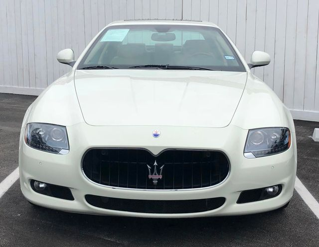 2012 Maserati Quattroporte S Houston, Texas 1