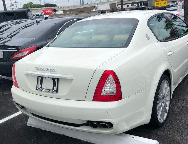 2012 Maserati Quattroporte S Houston, Texas 3