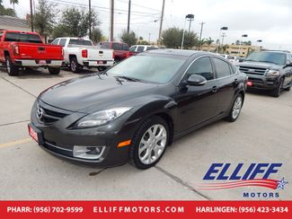 2012 Mazda 6 s Grand Touring in Harlingen, TX 78550