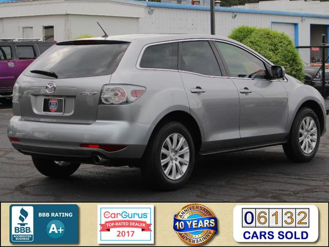 2012 Mazda CX-7 i SV FWD - LEATHER INTERIOR - ONE OWNER! Mooresville , NC 2
