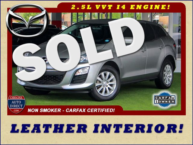 2012 Mazda CX-7 i SV FWD - LEATHER INTERIOR - ONE OWNER! Mooresville , NC