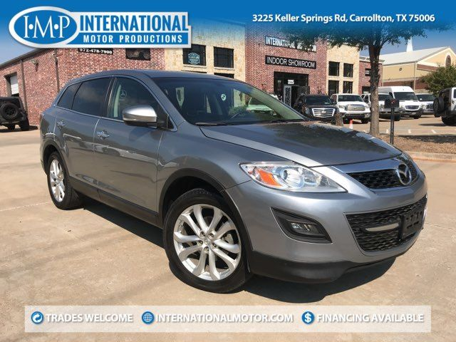 2012 Mazda CX-9 Grand Touring ONE OWNER