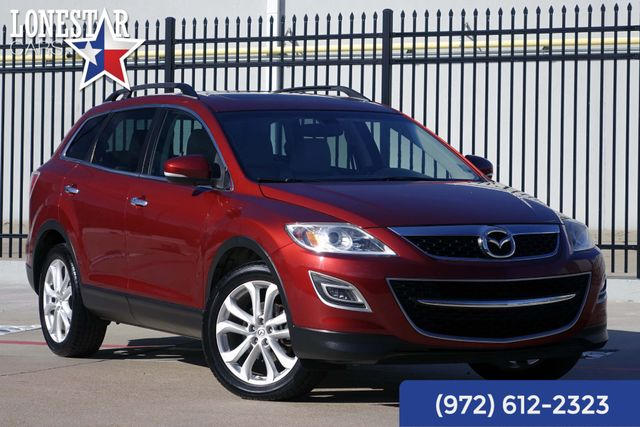 2012 Mazda CX-9 Grand Touring Clean Carfax One Owner Navigation