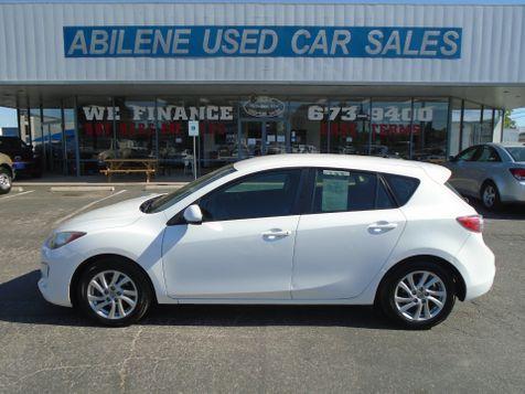2012 Mazda Mazda3 i Touring in Abilene, TX