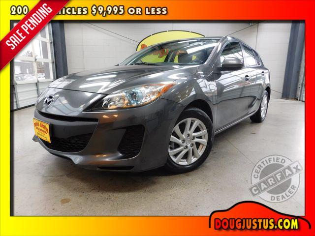 2012 Mazda Mazda3 i