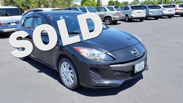 2012 Mazda Mazda3 i Grand Touring | Ashland, OR | Ashland Motor Company in Ashland OR