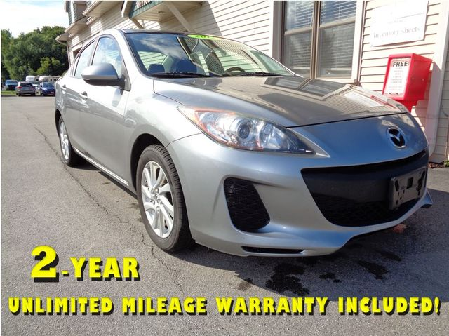 2012 Mazda Mazda3 i Touring in Brockport NY, 14420