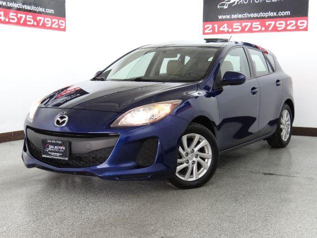 2012 Mazda Mazda3 i Grand Touring, NAV, BACKUP CAM, SUNROOF