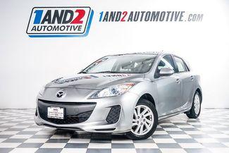 2012 Mazda Mazda3 i Touring in Dallas TX