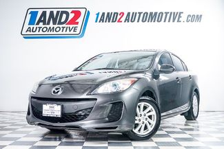 2012 Mazda Mazda3 in Dallas TX