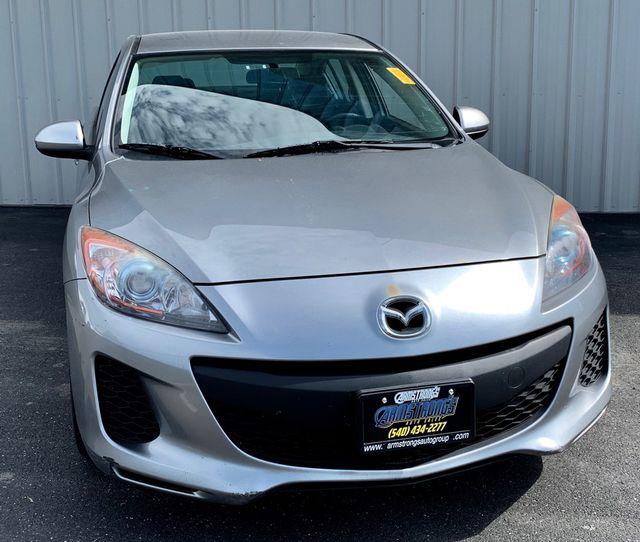 2012 Mazda3 Touring
