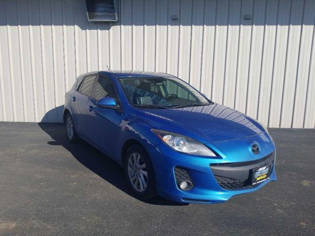 2012 Mazda Mazda3 i Grand Touring in Harrisonburg, VA 22802