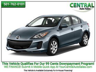 2012 Mazda Mazda3 i Touring   Hot Springs, AR   Central Auto Sales in Hot Springs AR