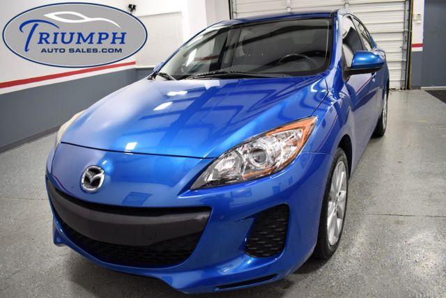 2012 Mazda 3 i Touring