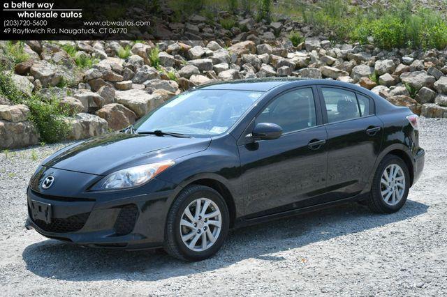 2012 Mazda Mazda3 i Touring Naugatuck, Connecticut