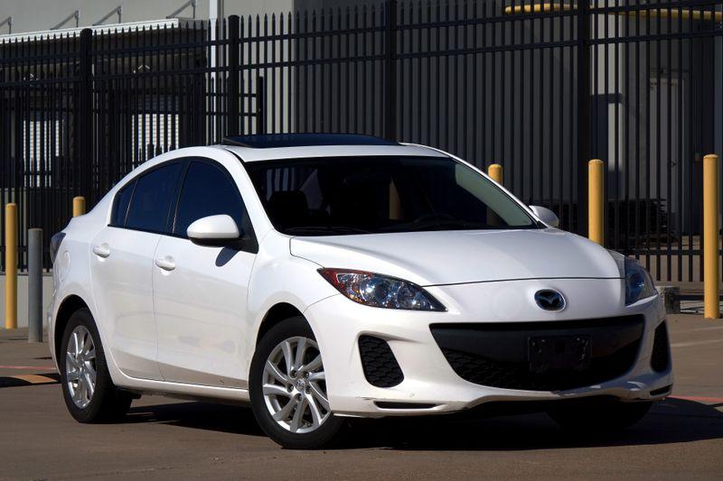 2012 Mazda Mazda3 i Touring* Sunroof* EZ Finance** | Plano, TX | Carrick's Autos in Plano TX
