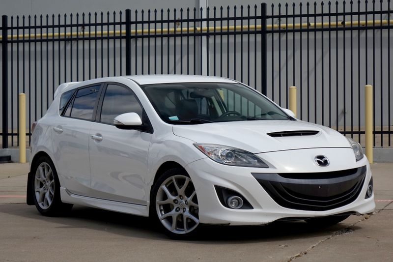2012 Mazda Mazda3 Mazdaspeed3 Touring   Plano, TX   Carrick's Autos in Plano TX