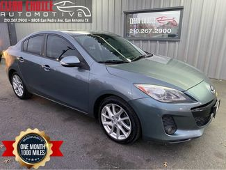 2012 Mazda Mazda3 S Grand Touring in San Antonio, TX 78212