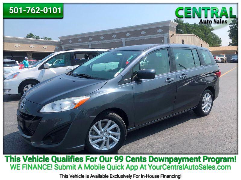 2012 Mazda Mazda5 Sport | Hot Springs, AR | Central Auto Sales in Hot Springs AR