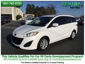 2012 Mazda Mazda5 Sport   Hot Springs, AR   Central Auto Sales in Hot Springs AR