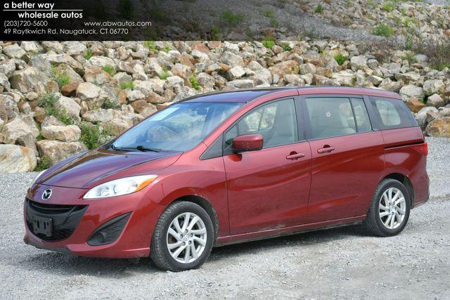 2012 Mazda Mazda5 Sport Naugatuck, Connecticut