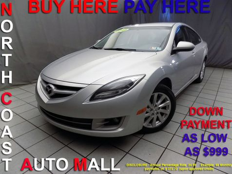 2012 Mazda Mazda6 i Touring As low as $999 DOWN in Cleveland, Ohio