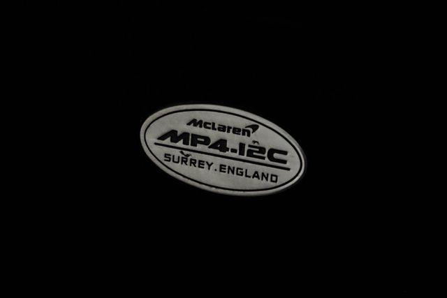 2012 Mclaren MP4-12c in Addison, TX 75001