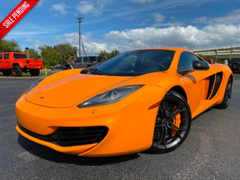 2012 Mclaren MP4-12C $268K NEW 1 OWNER JUST SERVICED CARBON in , Florida