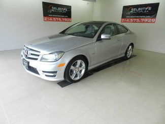 2012 Mercedes-Benz C 250 C250 Coupe in Addison, TX 75001