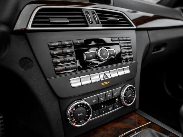 2012 Mercedes-Benz C 250 Sport Burbank, CA 18